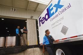 Fedex employee