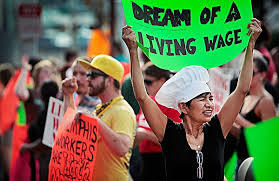 Los angeles living wage
