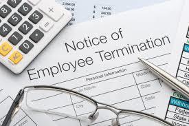 Wrongful termination california