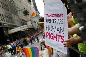 Transgender employee rights