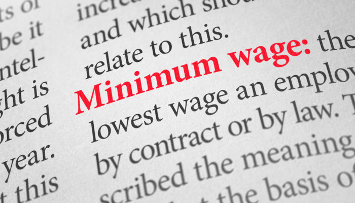 Minimum wage definition 700x400