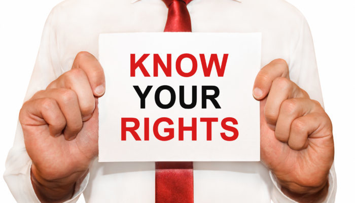 Know your rights man with tie 700x400