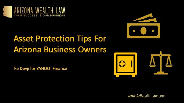 Asset 20protection 20for 20az 20biz 20owners 20