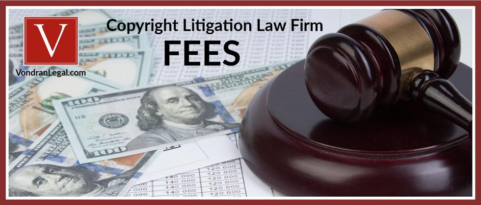 federal court litigation fees