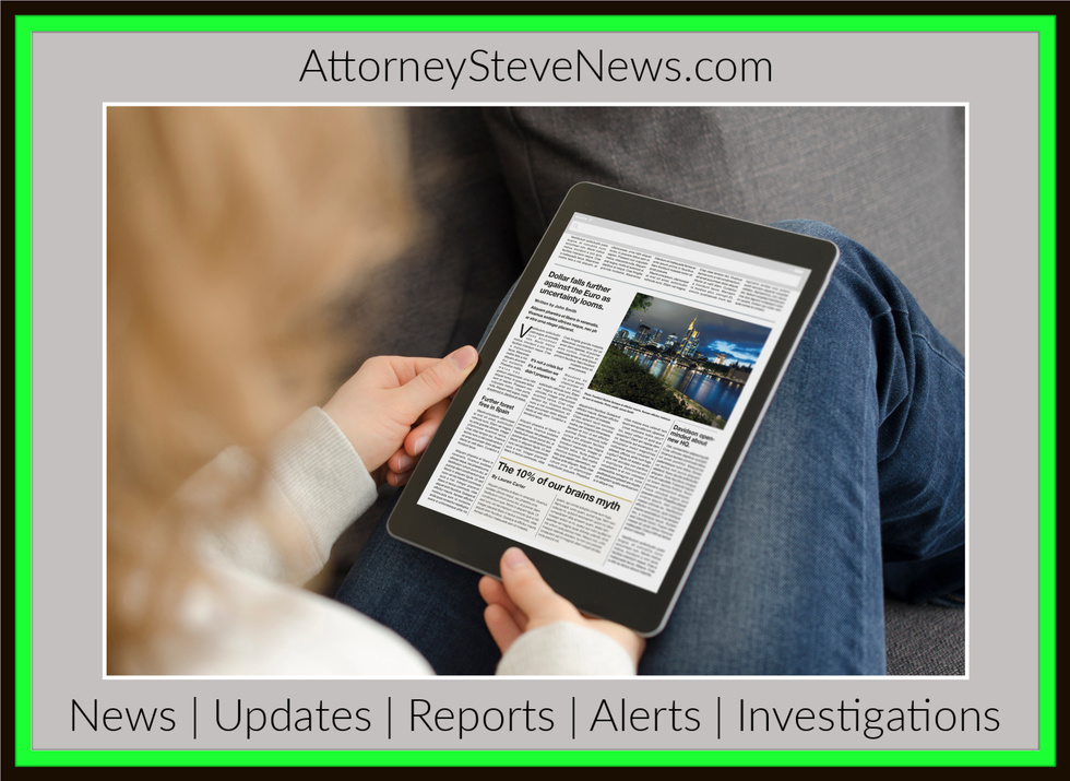 Attorney Legal Reporter Steve