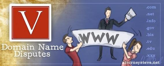trademark domain attorney