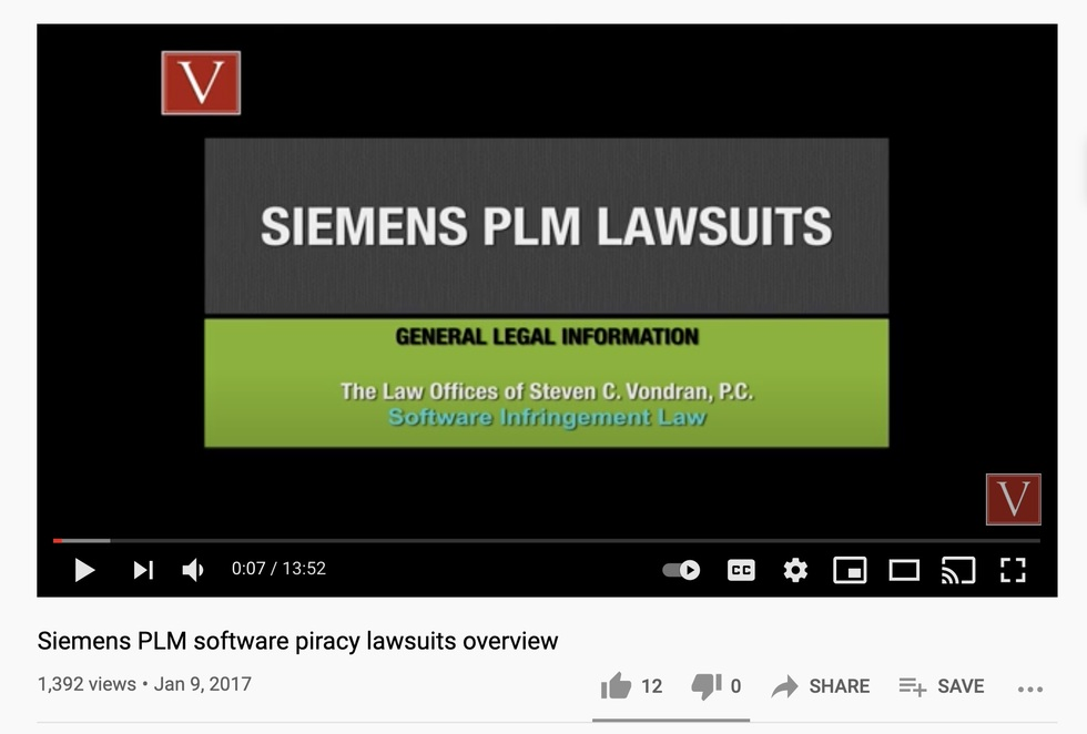 Siemens defense lawyer