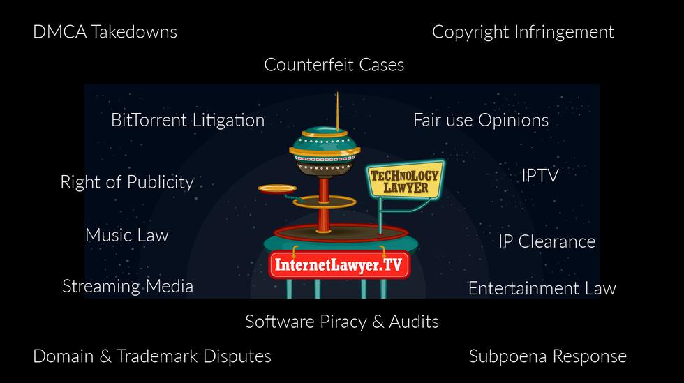 Cal internet attorney