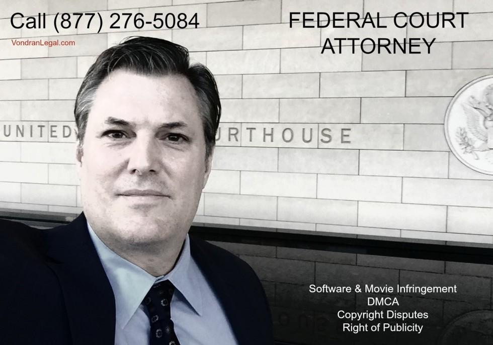 Federal copyright infringement attorney 1024x717