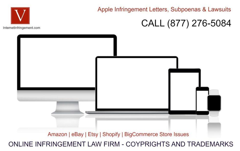 Apple infringement lawyer 1024x643