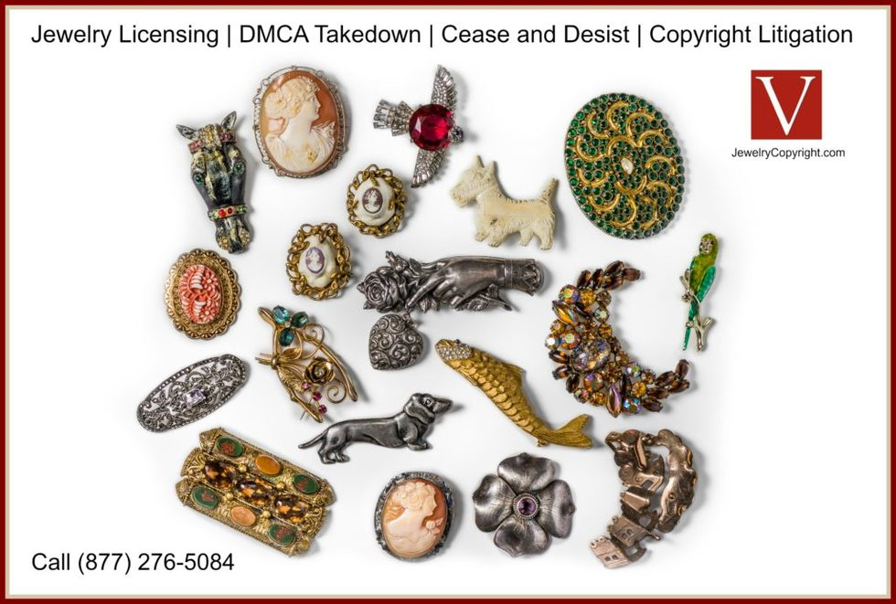 Copyright jewelry licensing and litigation 1024x691