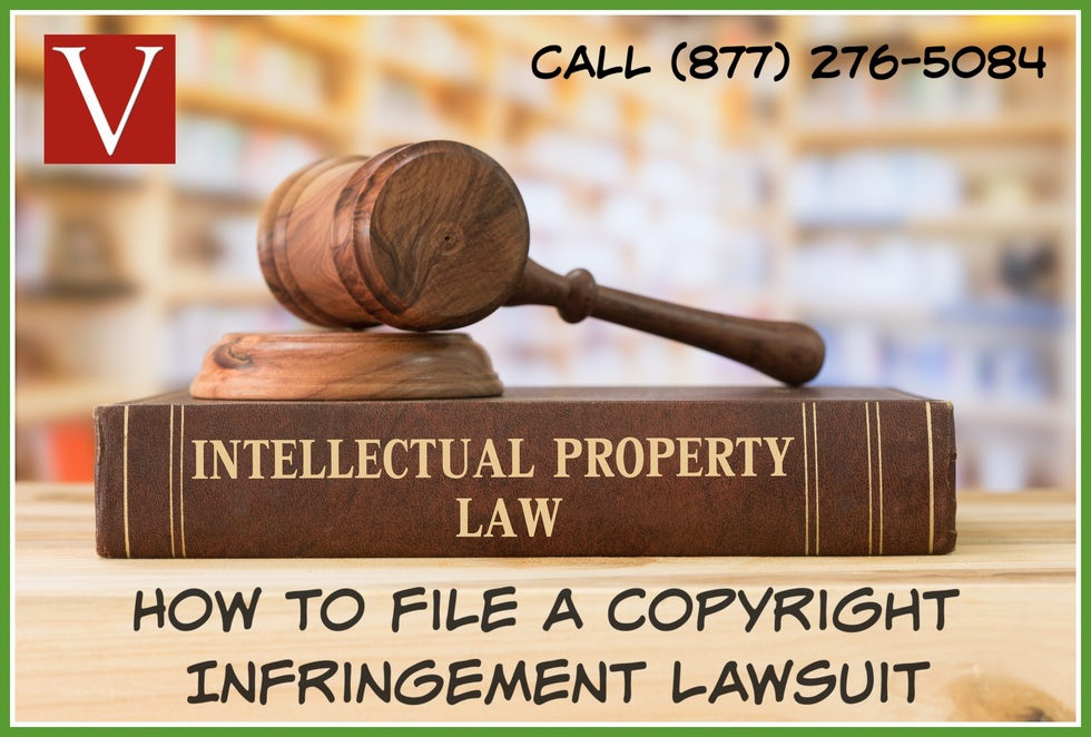 How to file a copyright infringfement lawsuit