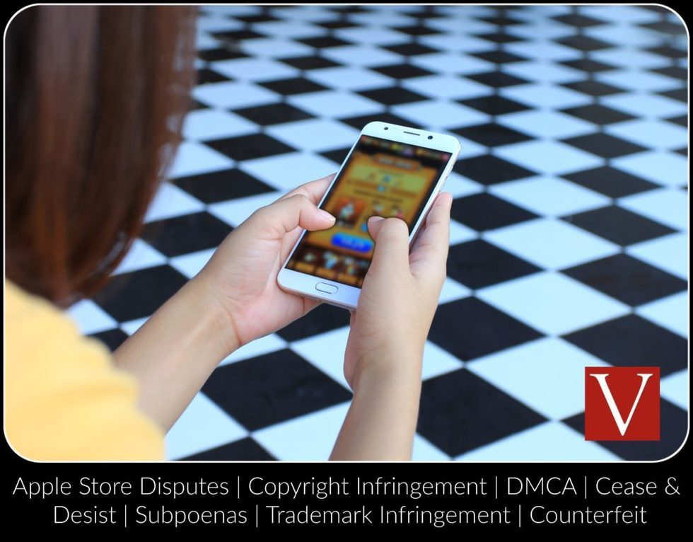 Mobile game application infringement app store apple 1024x800