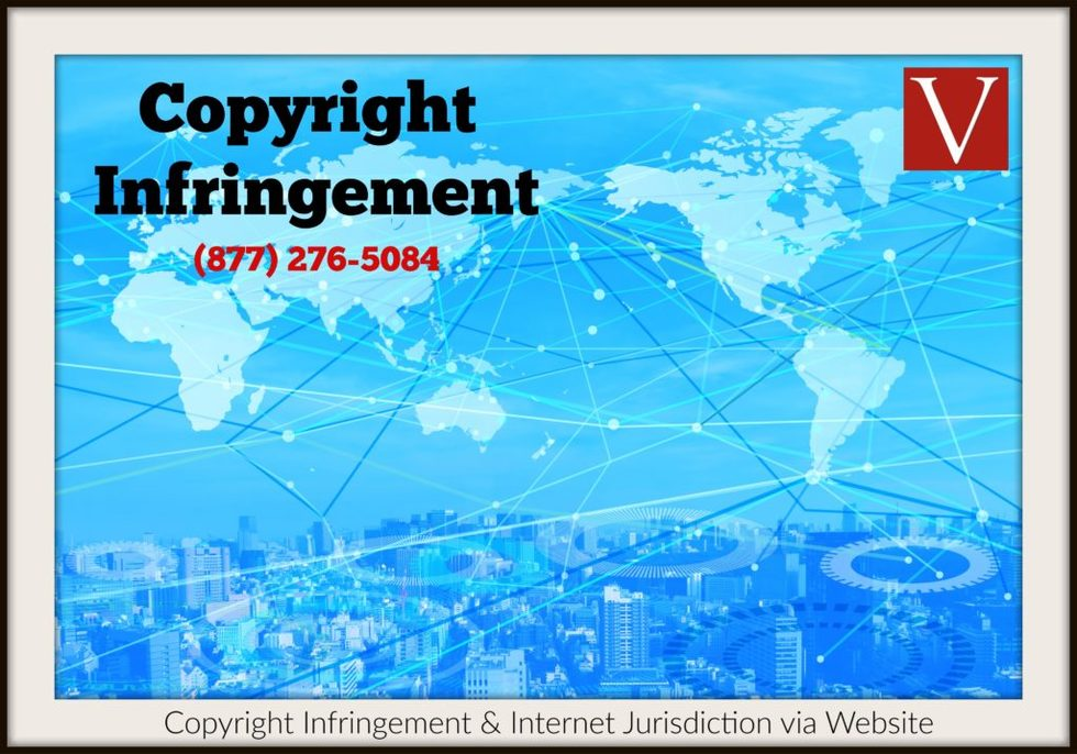 Internet jurisdiction california infringement  1024x717