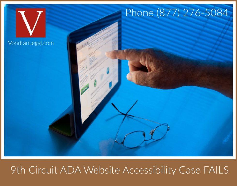 Ada website accessibility 9th circuit 1024x804