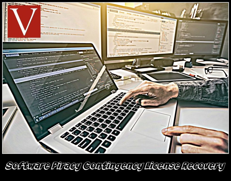 Software license fee contingeny recovery law firm 1024x801