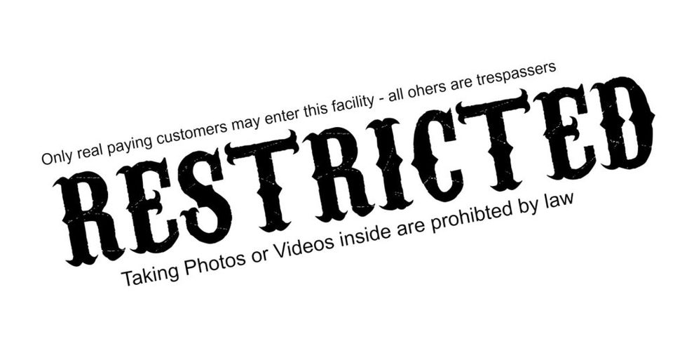 Restricted notice trespasser 1024x515