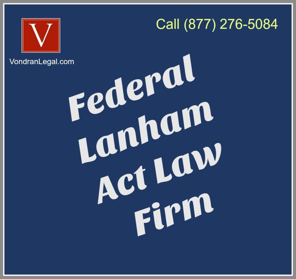 Federal lanham act law firm 1024x965