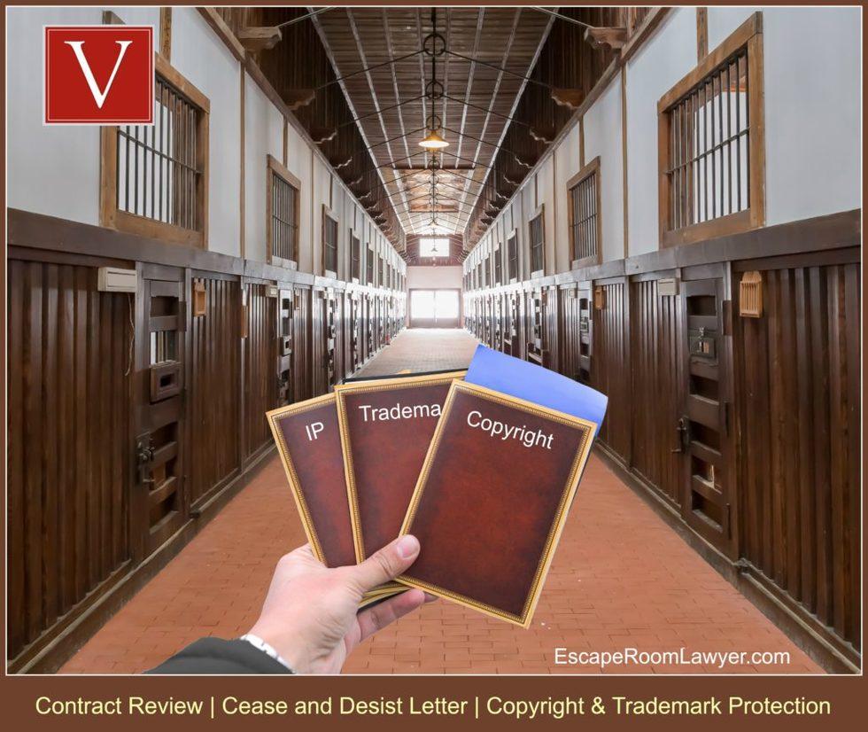 Escape room trademark lawyer 1024x863