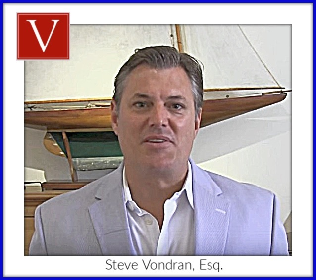 Steve vondran orange county ca copyright lawyer