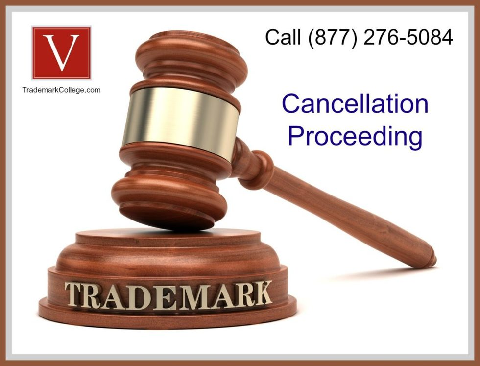 Trademark cancellation proceeding 1024x781