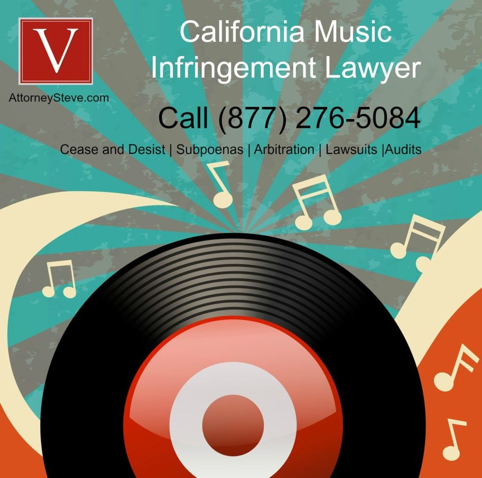California music infringement lawyer 1024x1016