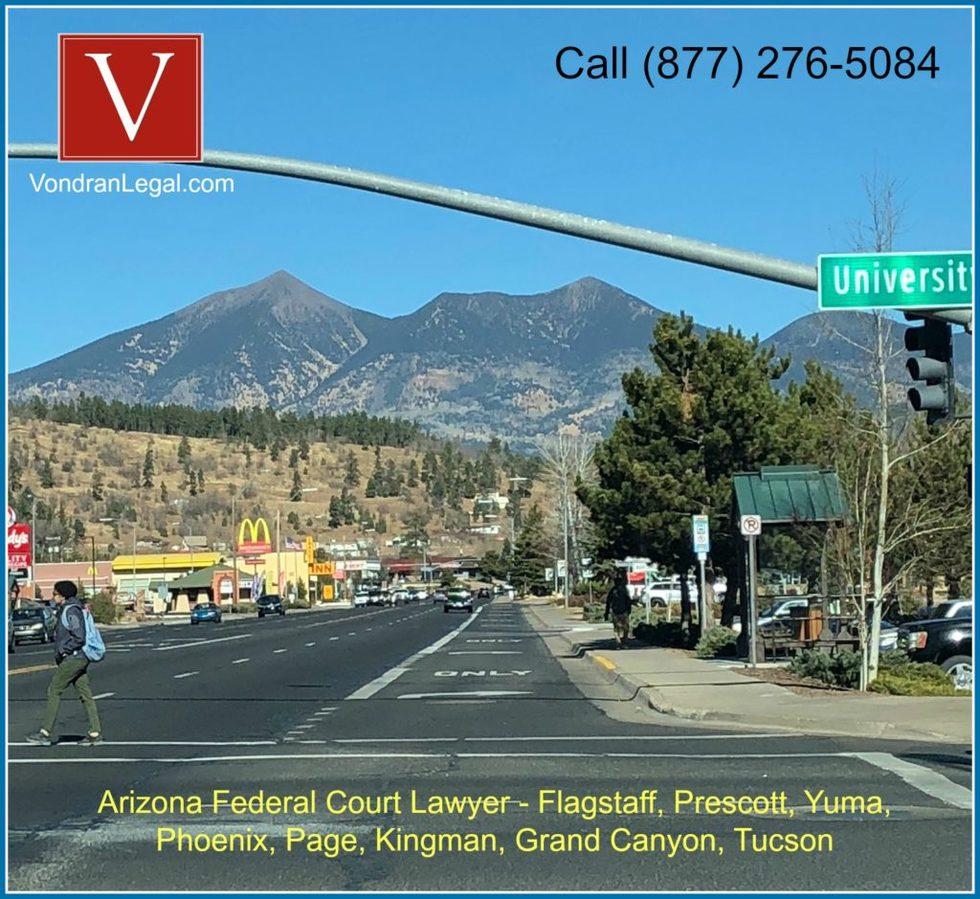 Flagstaff arizona federal court lawyer 1024x939
