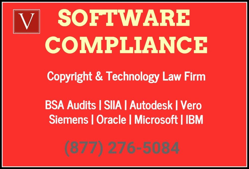 Software license compliance defense law firm 1024x694