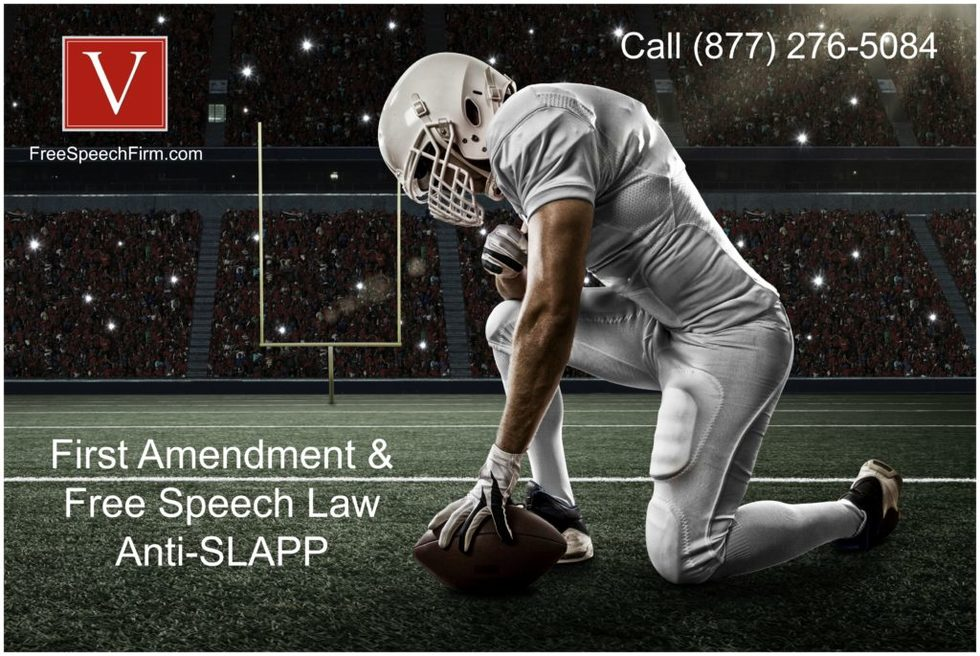 Free speech nfl protest trump 1024x685