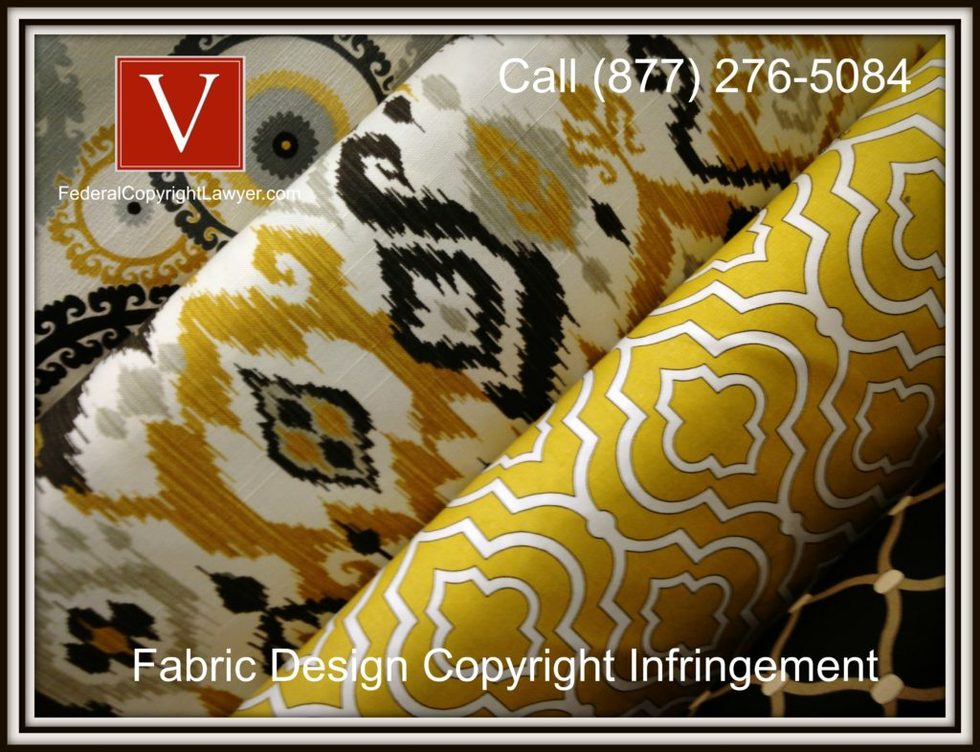 Fabric design copyright itigation law firm  1024x786