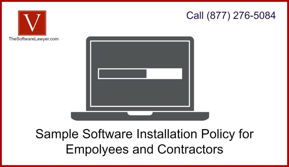 Sample software installation policy 1024x591