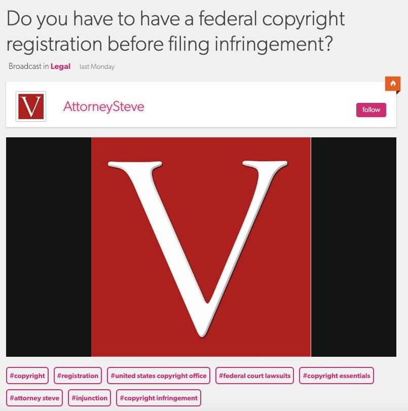 Copyright registration united states supreme court