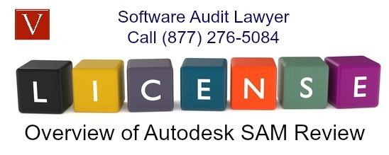Autodesk SAM Audits Discussed | Vondran Legal