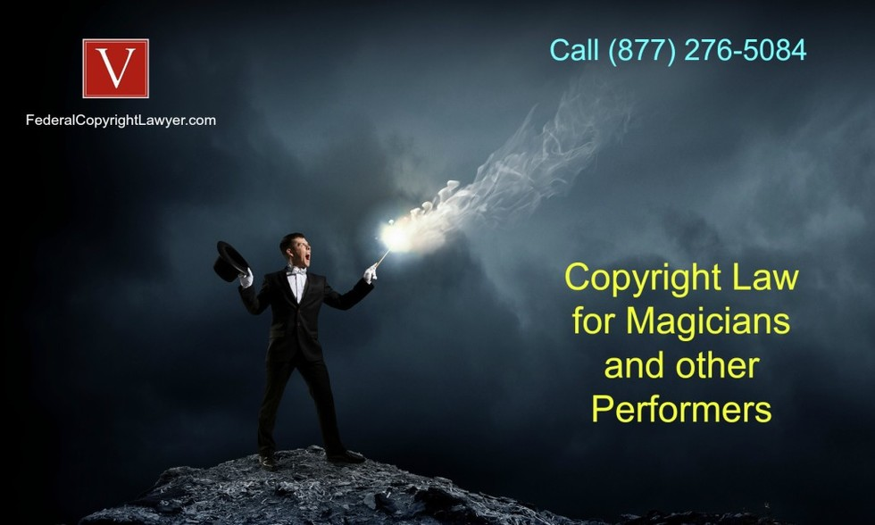 Copyright protection for magicians and performers 1024x614