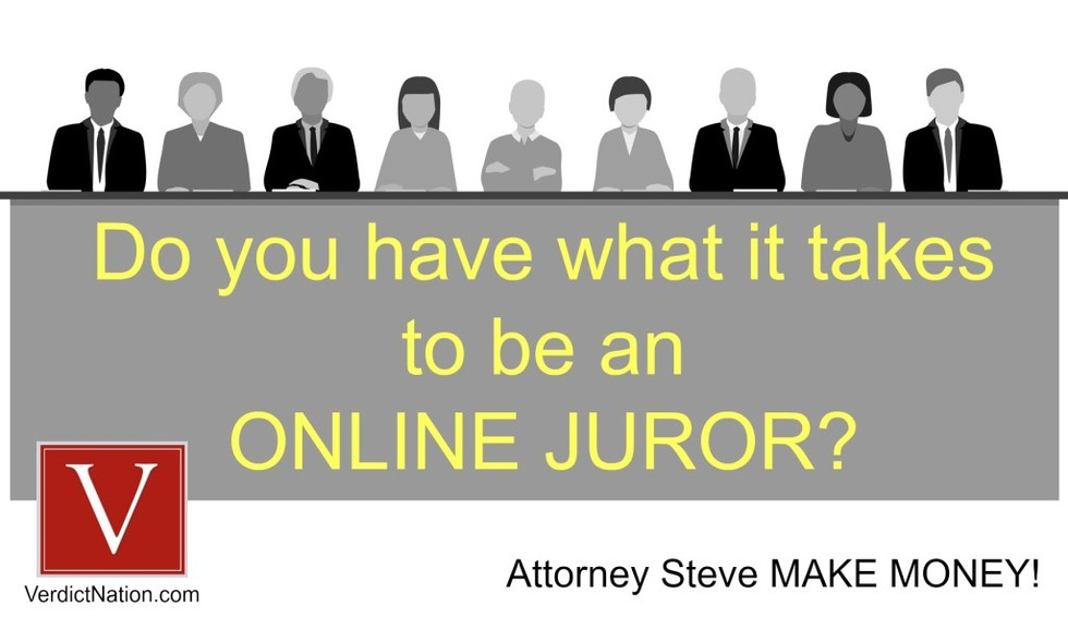 Online juror work at home by attorneysteve 1024x591