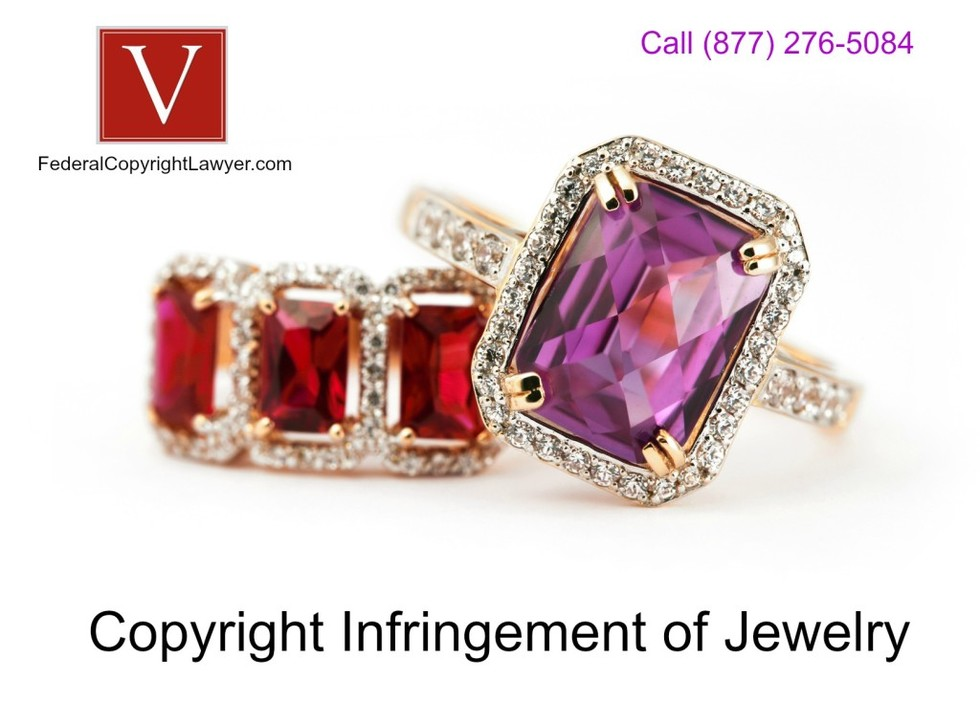 Jewelry and gem copyright infringement attorney 1024x734