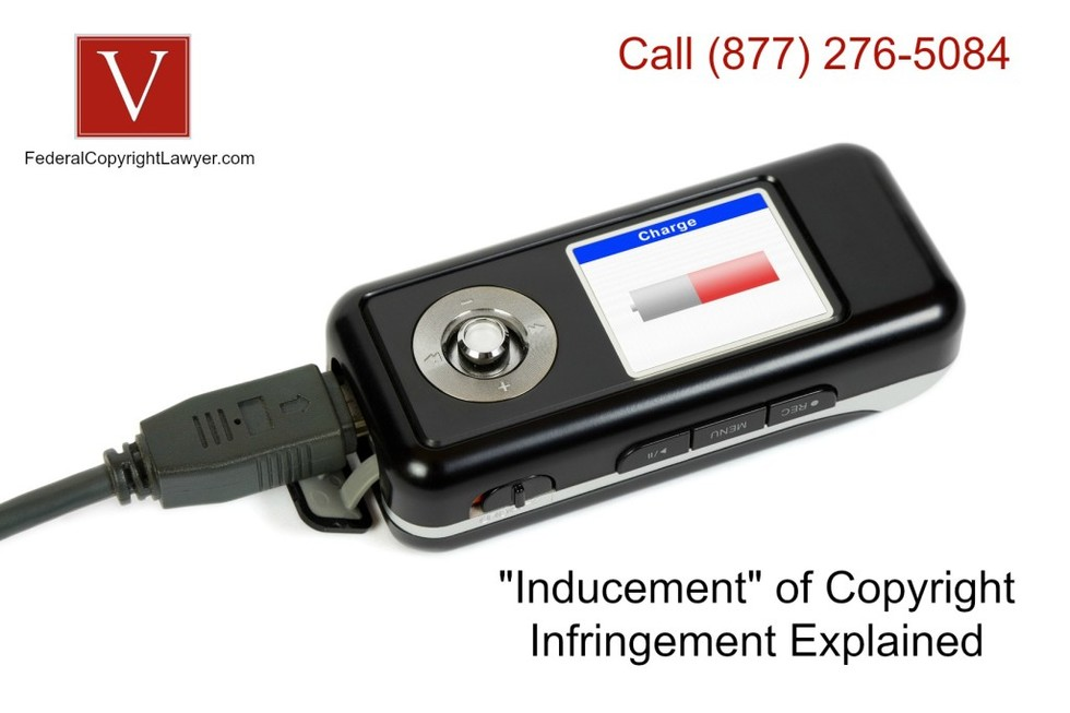 Technology that helps induce copyright infringement 1024x682