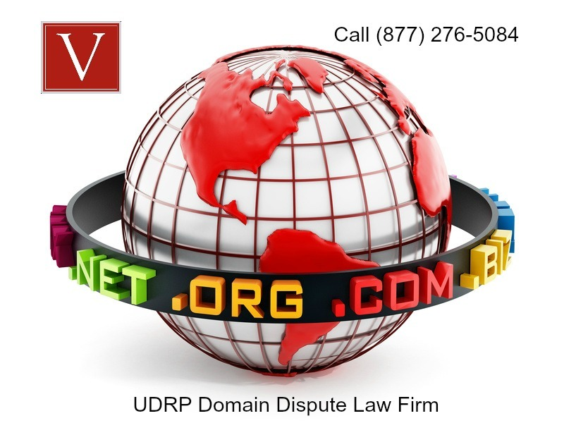 Best california domain name dispute attorney udrp