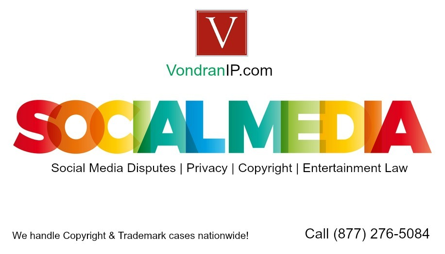 Best social media copyright law firm
