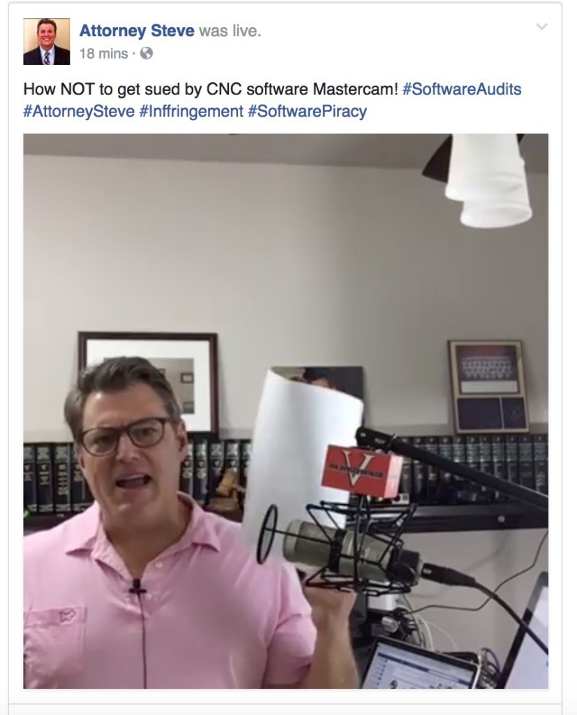 Cnc mastercam lawsuit software piracy attorney 827x1024