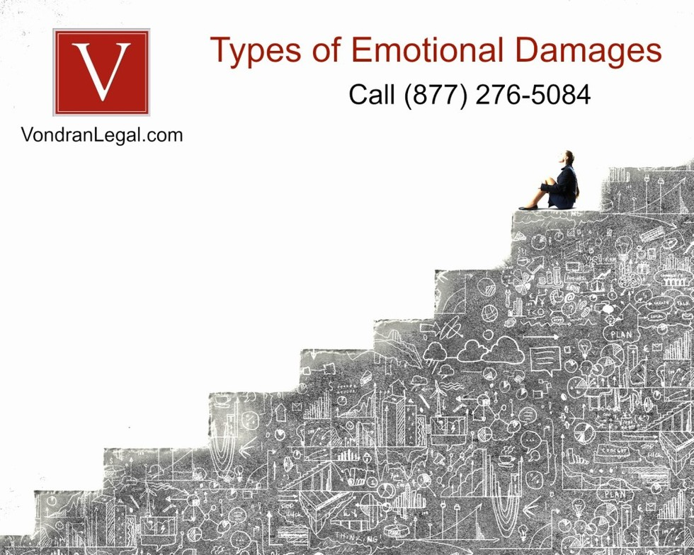 List of all emotional distress type of damages for lawsuits 1024x819