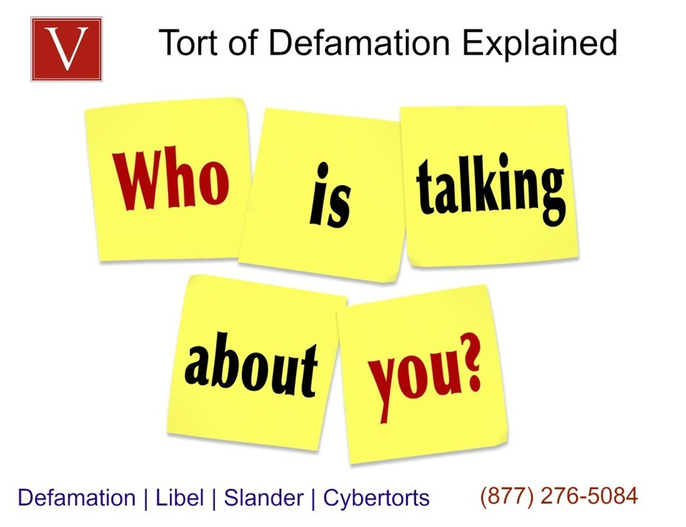 Tort of defamation explained 1024x786