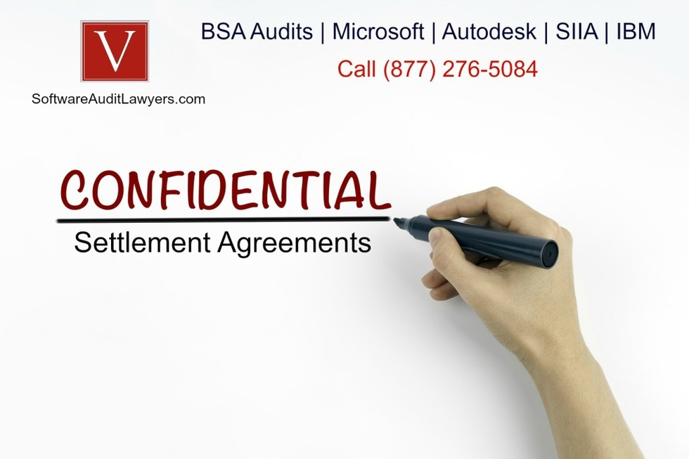 Confidential settlements with business software alliance 1024x682
