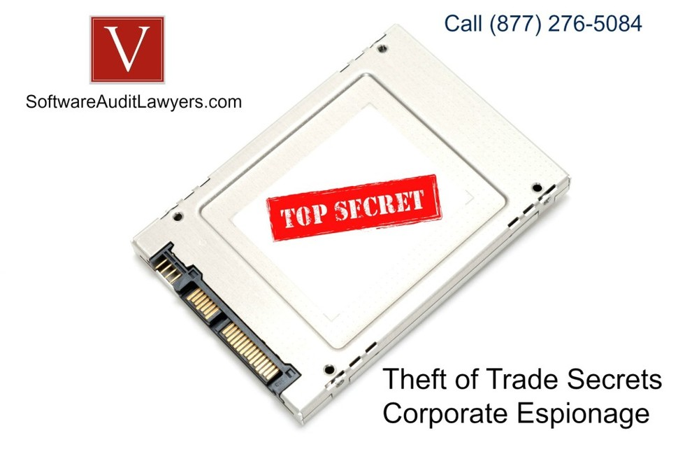 Trade secret theft lawyer for software audit cases 1024x678