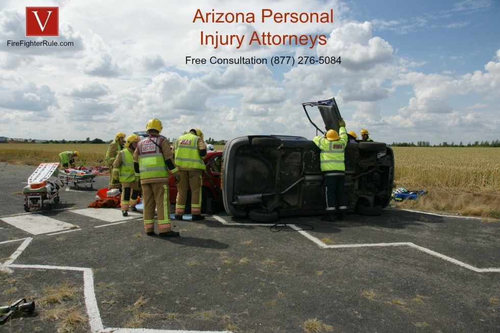 Arizona firefighter rule personal injury recovery attorneys 1024x682