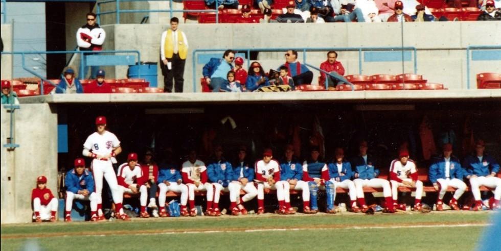 Fresno state baseball dugout photo 1024x514
