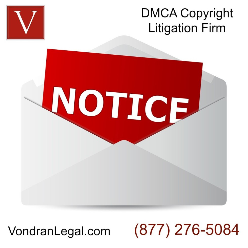 Dmca federal litigation take down copyright infringement notice 1024x1024