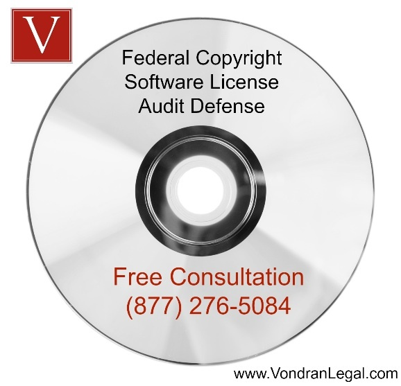 Copyright software bsa audit