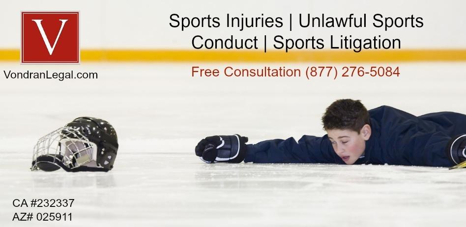 Phoenix arizona sports injury lawyer