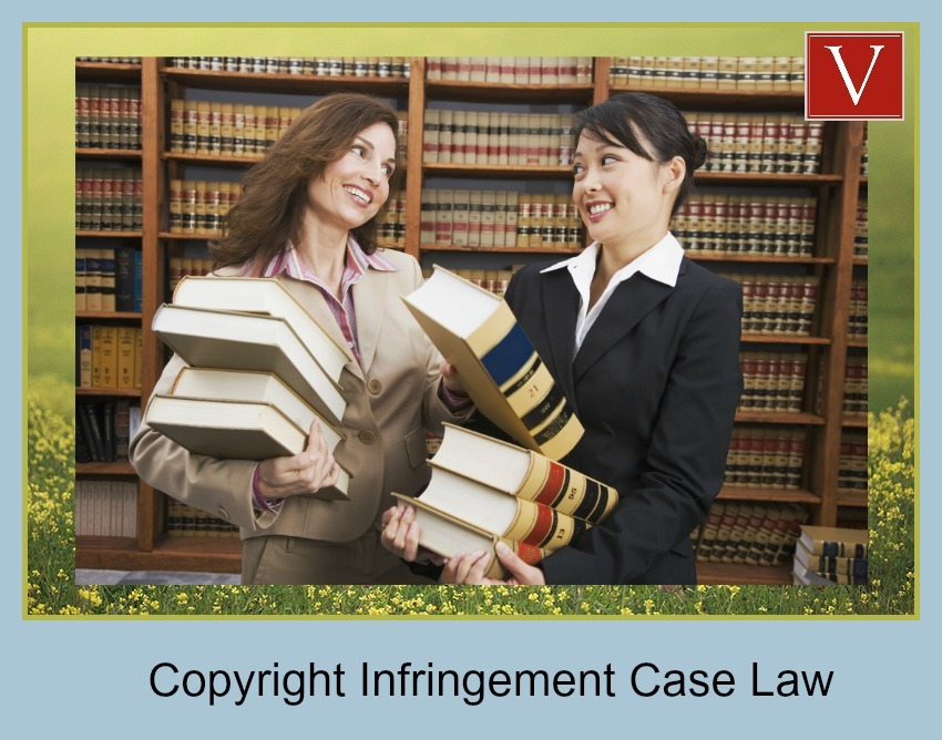 Copyright infringement case law cases to know